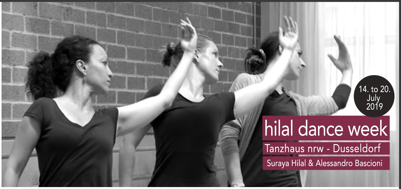 Hilal Dance Week 2019