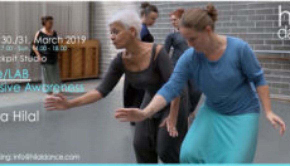 Dance/LAB Expressive Awareness