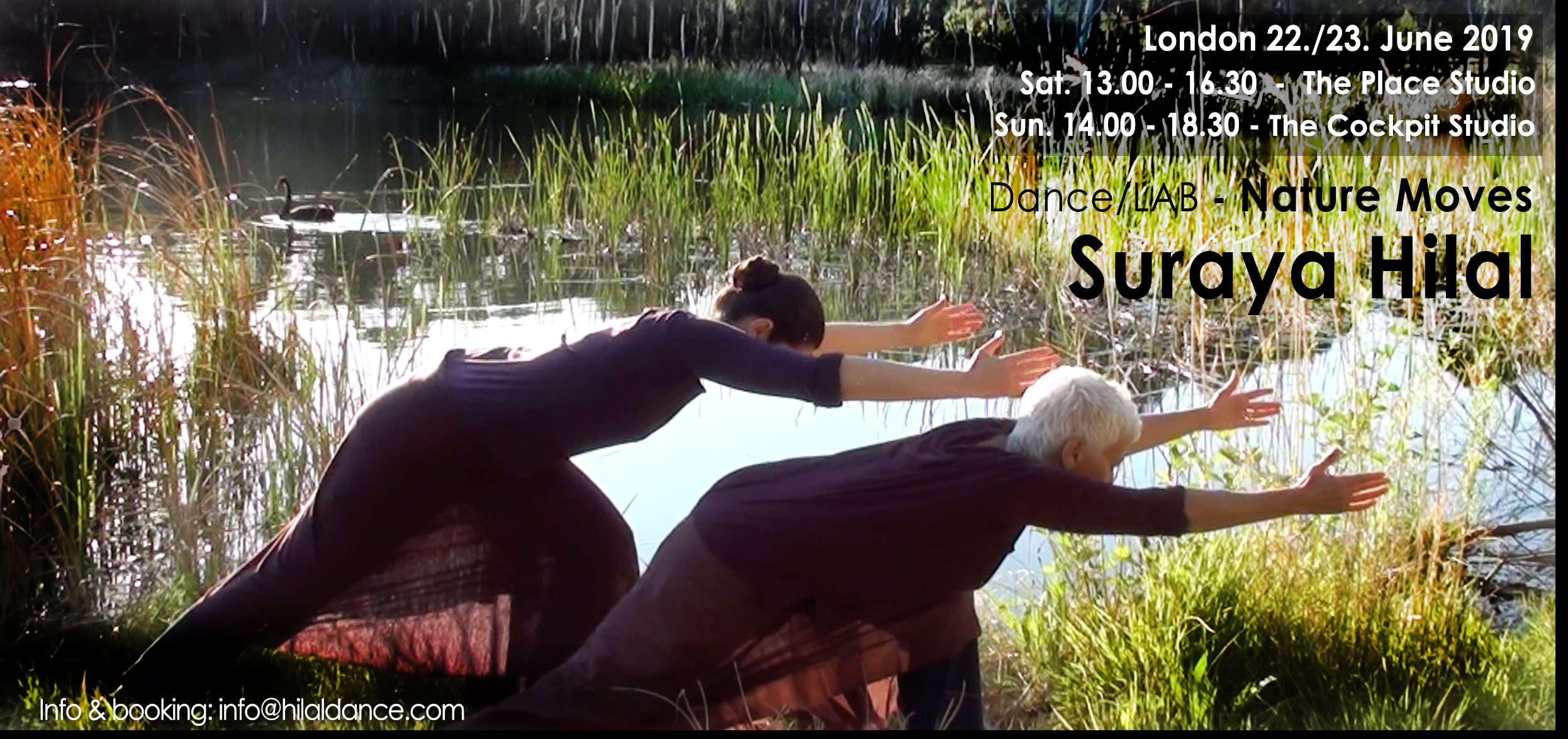 Dance/LAB – Nature Moves, Suraya Hilal