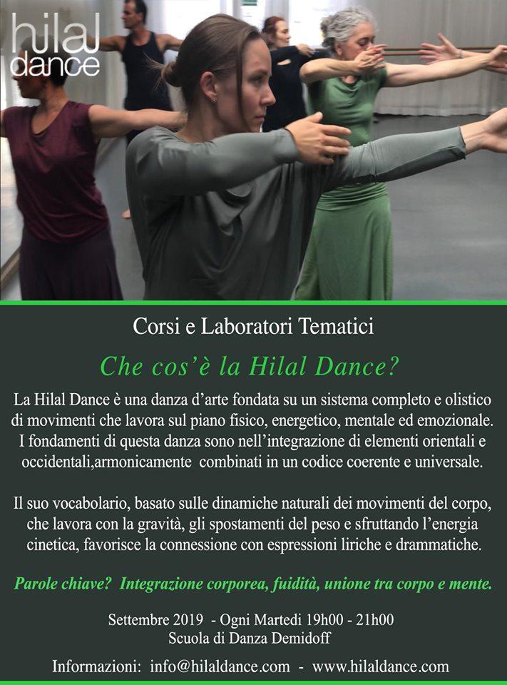Firenze Corsi Laboratori Tematici S. Hilal & A. Bascioni