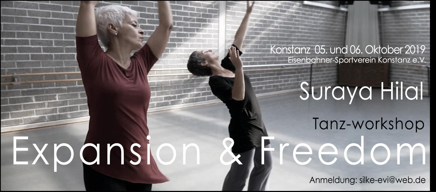 Costanza 05. 06. Ottobre 2019 Dance/Lab S. Hilal