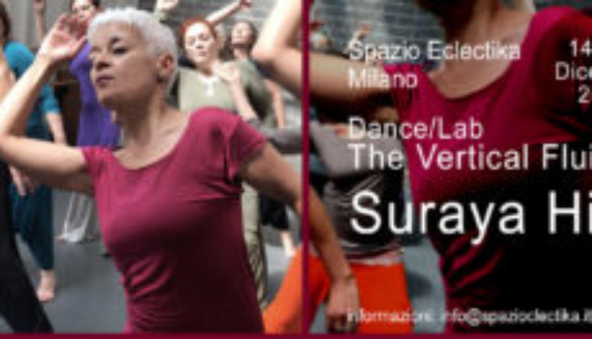 Milano 14. 15. Dicembre 2019 Dance/Lab S. Hilal