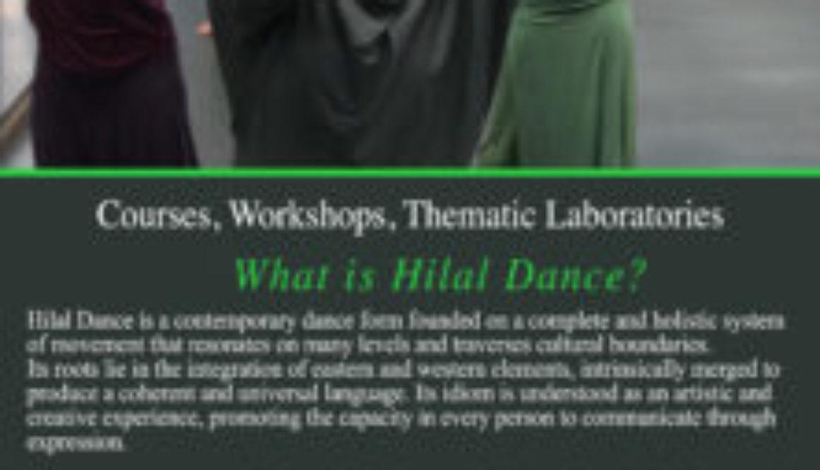 Florence Courses, Thematic Laboratories S. Hilal & A. Bascioni