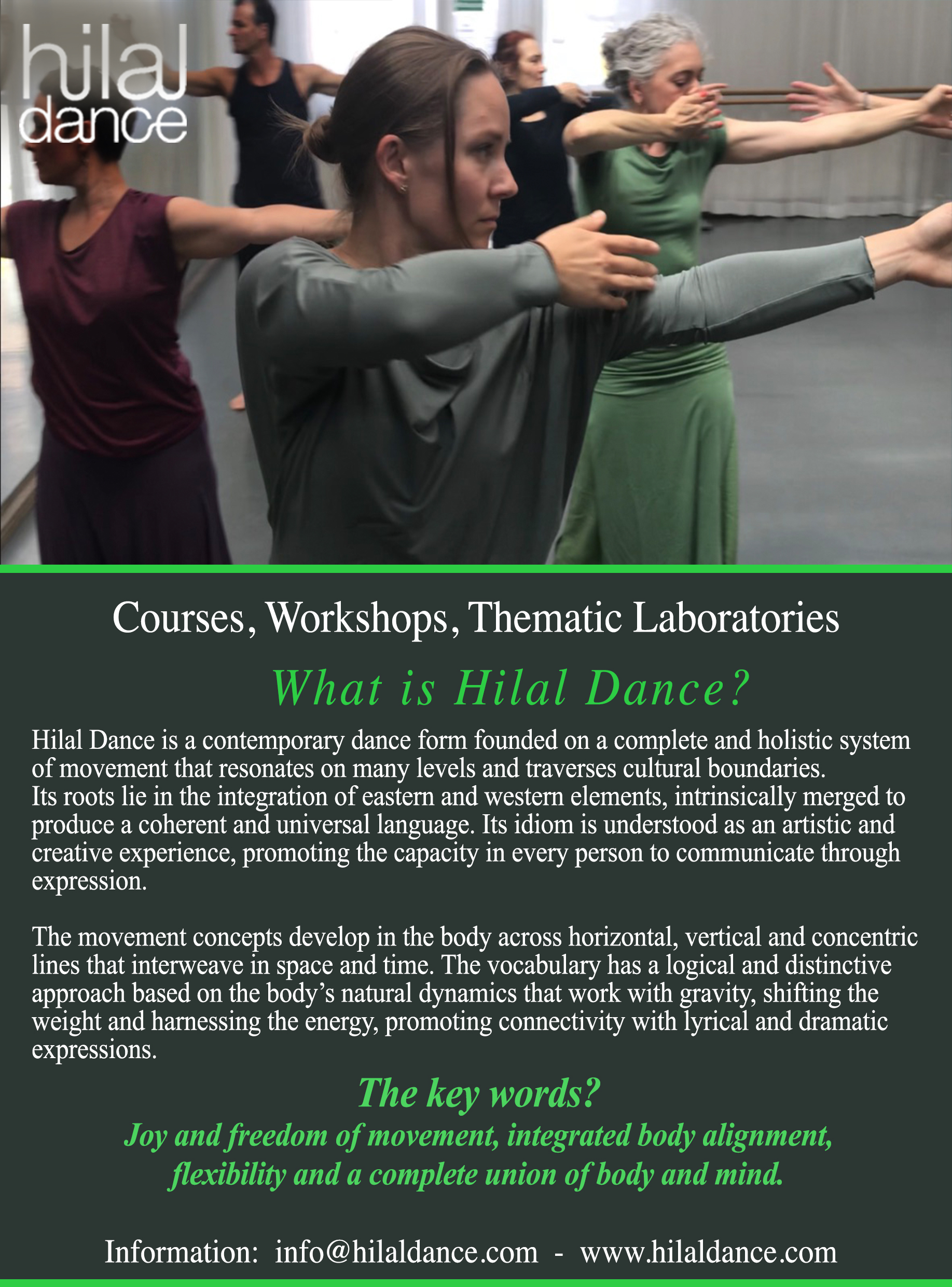 Florence Courses, Thematic Laboratories S. Hilal & A. Bascioni